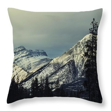 Visions Prelude Throw Pillow