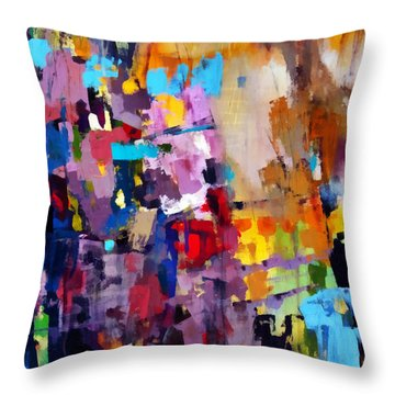 Vista Throw Pillow