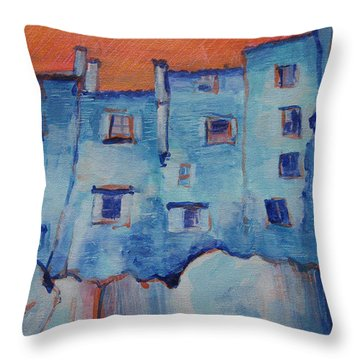 Vitorchiano Bizzaro Throw Pillow
