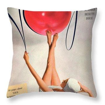 Cap Throw Pillows