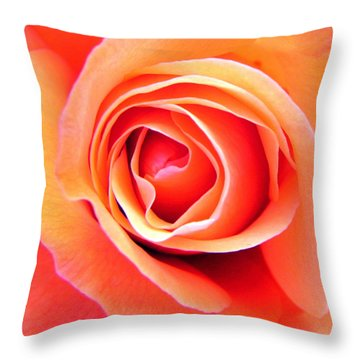 Throw Pillow featuring the photograph Vortex by Deb Halloran