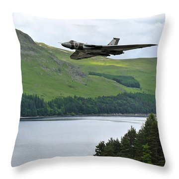 Haweswater Throw Pillows