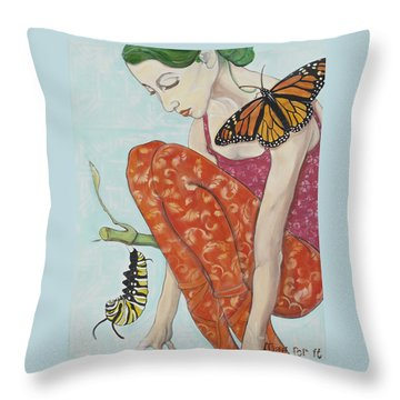 Wait For It Throw Pillow