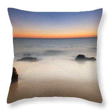 Sandy Hook Throw Pillows