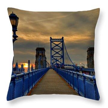 View Point Throw Pillows
