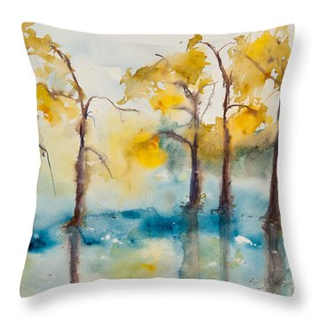 Wall Doxey 1 Throw Pillow