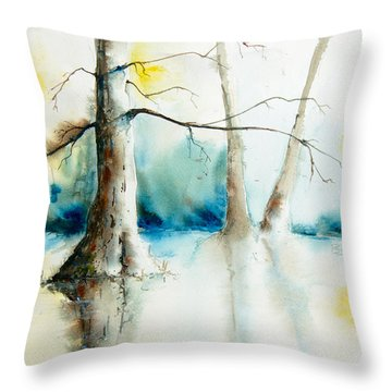 Wall Doxey 11 Throw Pillow