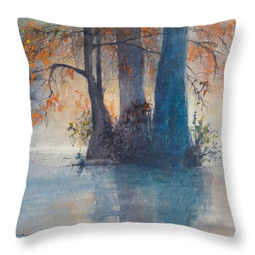 Wall Doxey 20 Throw Pillow