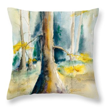 Wall Doxey 3 Throw Pillow
