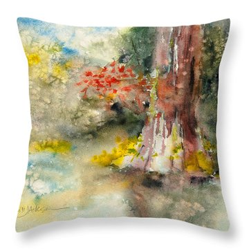 Wall Doxey 6 Throw Pillow
