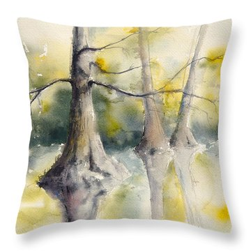 Wall Doxey 8 Throw Pillow