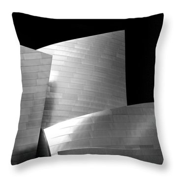 Walt Disney Concert Hall 1 Throw Pillow
