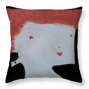 Wanderer No. 8 Throw Pillow by Mark M  Mellon