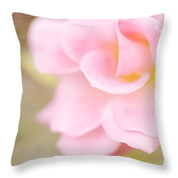 Warrior Throw Pillow by Beve Brown-Clark Photography