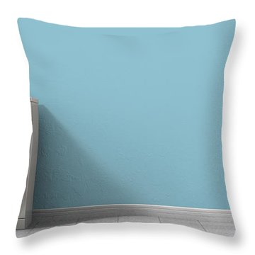 Copy Machine Throw Pillows