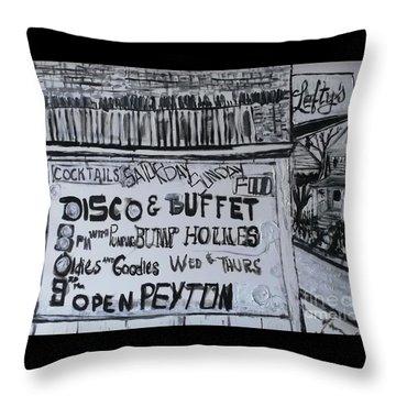 Washington D.c. Kearny Ne  Throw Pillow