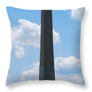 #itseemsextremelyodd Throw Pillow by Becky Furgason