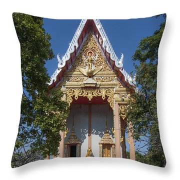 Wat Laksi Ubosot Dthb1426 Throw Pillow