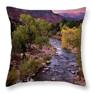Np Throw Pillows