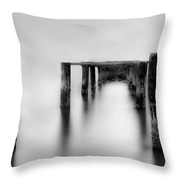 Wasteland Throw Pillow