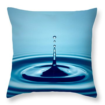 Shiny Throw Pillows