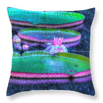 Flower 15 Throw Pillow