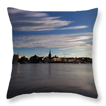 Waterford City, Waterford, Ireland Throw Pillow