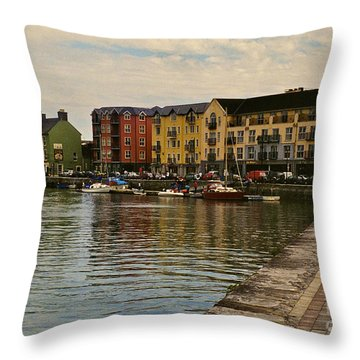 Waterford Waterfront Throw Pillow
