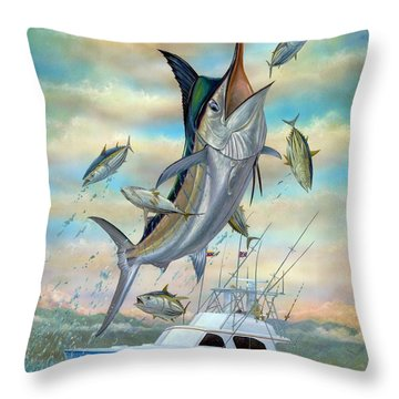 Waterman Throw Pillow
