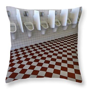 Toilet Throw Pillows