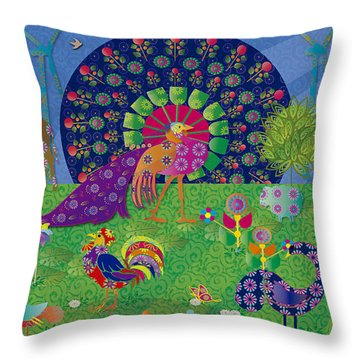 We Live In Harmony - Limited Edition 2 Of 30 Throw Pillow