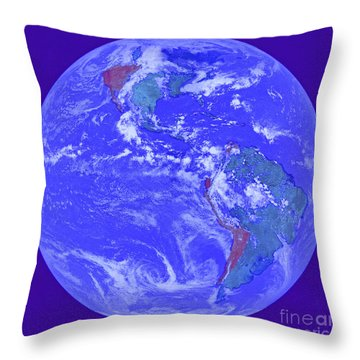 Weather By Jrr Throw Pillow by First Star Art