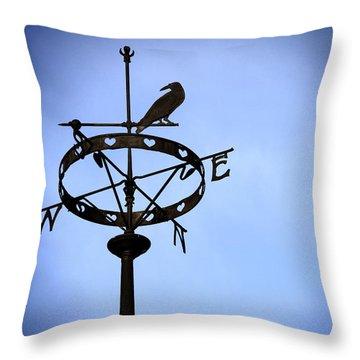Weather Vane Throw Pillow