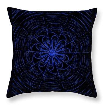 Web String Throw Pillow