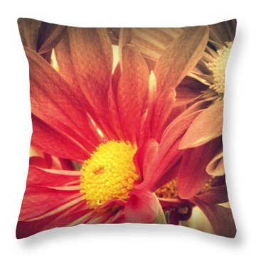 Weekend Day Throw Pillow
