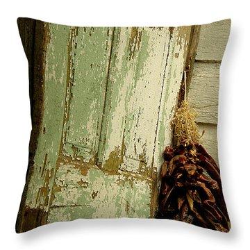#hereimallowed Throw Pillow by Becky Furgason