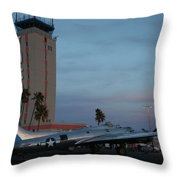 Welcome To Tucson Throw Pillow