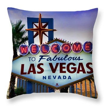 Welcome To Your Best Vacation Throw Pillow