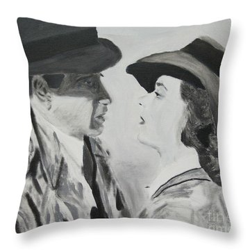 We'll Always Have Paris Throw Pillow