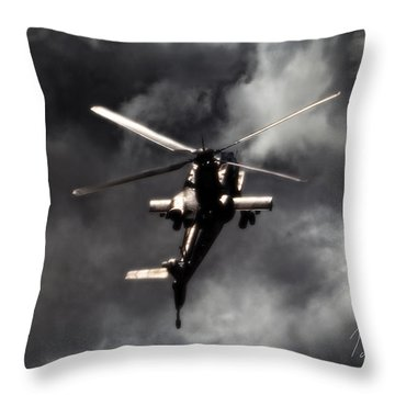 Throw Pillow featuring the photograph Were To Go by Paul Job