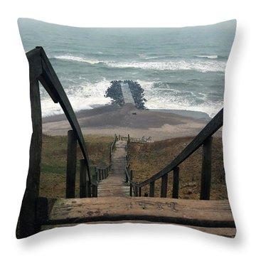 Railing Throw Pillows