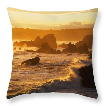 Westerly View, From Bunmahon, The Throw Pillow