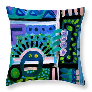 Whaaat Throw Pillow