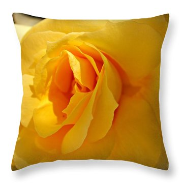 What A Stunner Throw Pillow