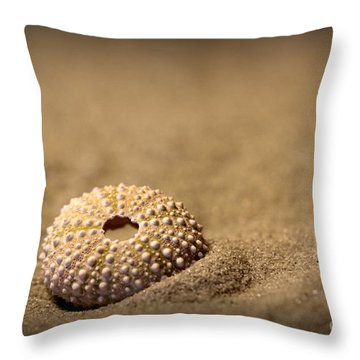 What Becomes Sand Throw Pillow