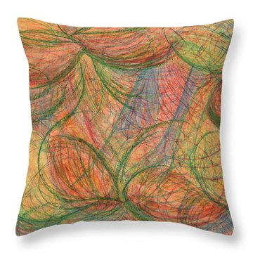 What Is Real? Throw Pillow