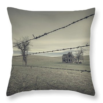 What Once Was Throw Pillow by Everet Regal