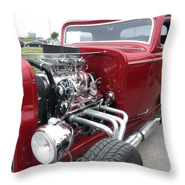 What Pipes Throw Pillow