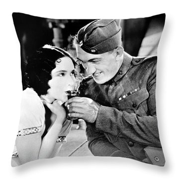 What Price Glory, 1926 Throw Pillow by Granger