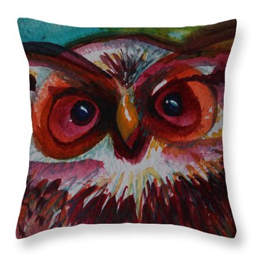 What The ???? Throw Pillow